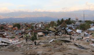 Indonésie : Des nouvelles de l'aide humanitaire suite au séisme et tsunami de 2018