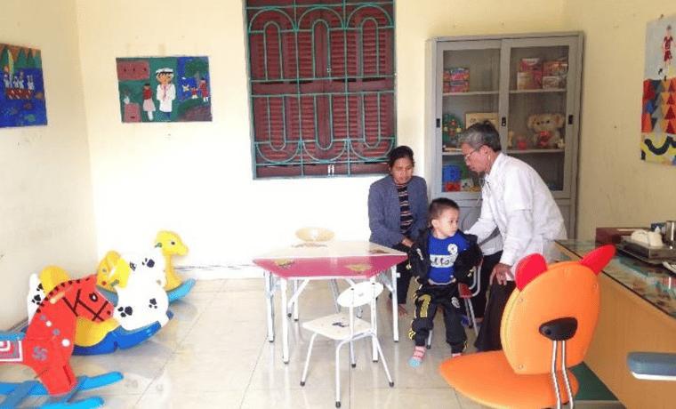 Améliorer la santé et la nutrition des femmes enceintes et des enfants dans les zones montagneuses de Hòa Bình au Vietnam.