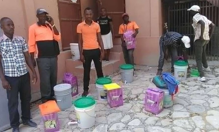 Urgence COVID-19 en Haïti