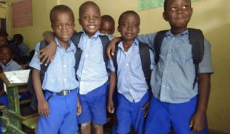 Haïti : construction de 3 salles de classe au sein de l'école Sylvio Claude