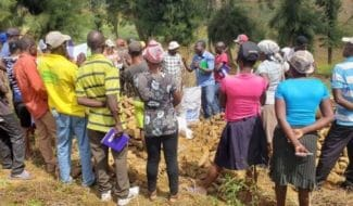 DES PRATIQUES AGRICOLES RÉSILIENTES POUR PRÉSERVER LES BASSINS VERSANTS HAÏTIENS