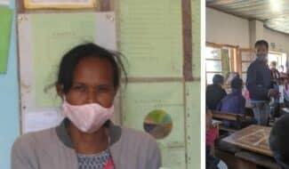 A Madagascar, élèves et enseignements parlent de la COVID-19