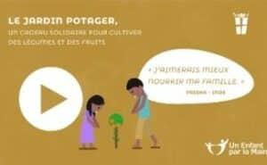 Un jardin potager pour mieux se nourrir en Inde