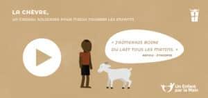 Une chèvre pour faire le plein de calcium en Ethiopie
