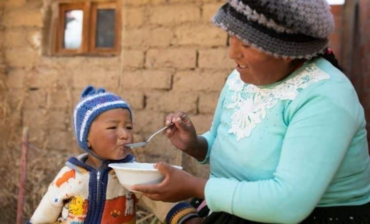 Assurer la sécurité alimentaire