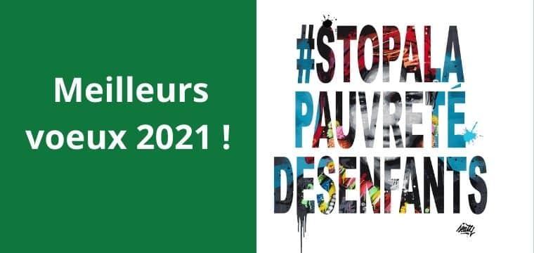 Voeux 2021: Espoir et solidarité !