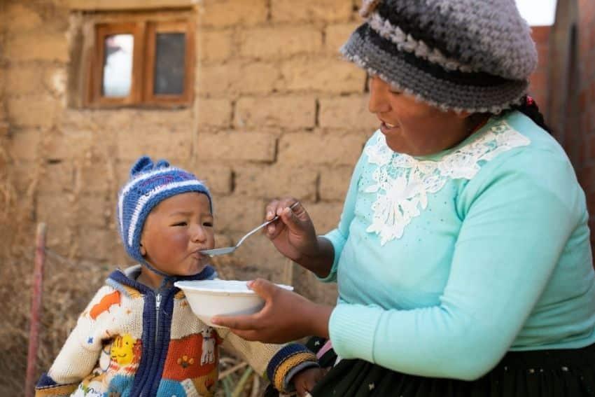 Assurer la sécurité alimentaire - Objectif 2030