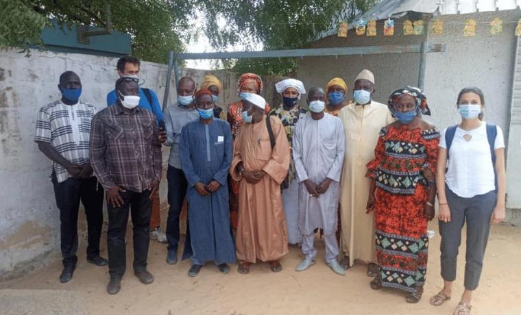 Journal de bord de Chloé Baury, en mission au Sénégal !