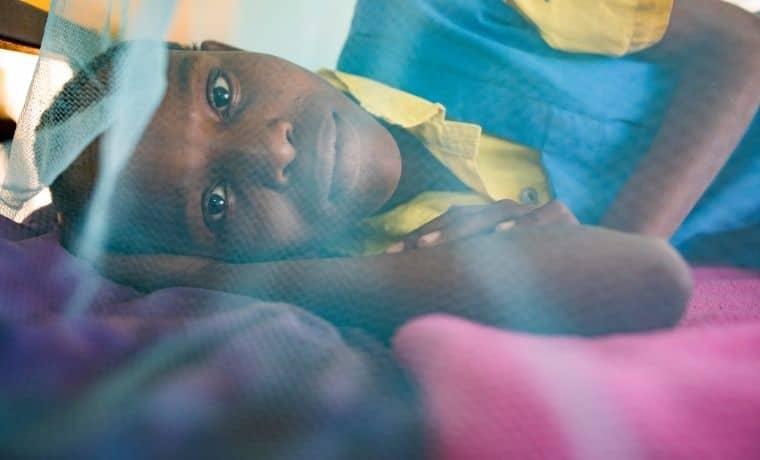 moustiquaire-paludisme-Kenya
