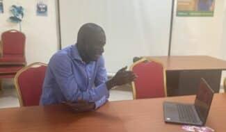 Diockel Sene, ancien enfant parrainé au Sénégal témoigne