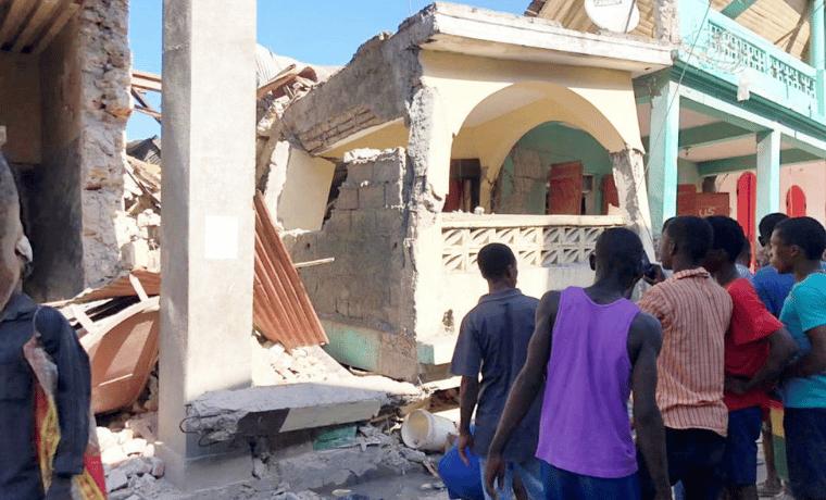 HAITI : Urgence tremblement de terre