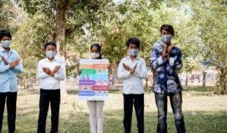 Former les enfants à identifier les risques et cas d'abus pour mieux se protéger au Cambodge