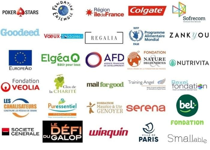 zoom entreprises partenaires