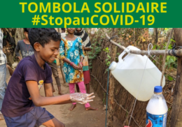 """Opération solidaire """"Tombola"""" STOPAUCOVID-19"""